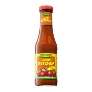 Ketchup de tomate Curry bio, 450ml