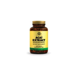Acai Extract 60cps